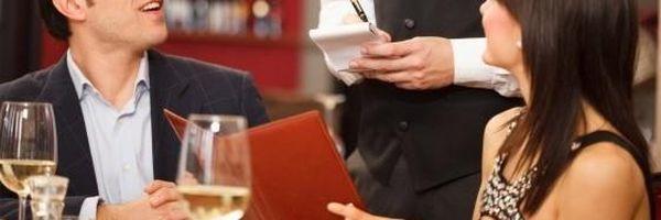 Taxa de serviço dos bares e restaurantes