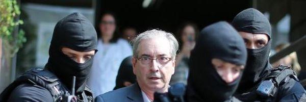 Por que só agora Cunha foi preso?