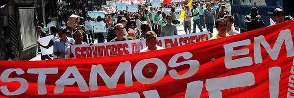 Julgado do STF limita o direito de greve