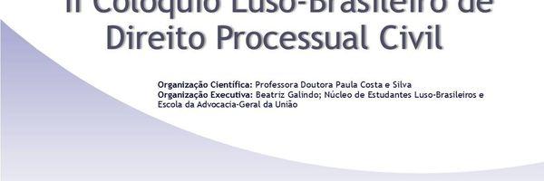 Ao vivo: II Colóquio Luso-Brasileiro de Direito Processual Civil