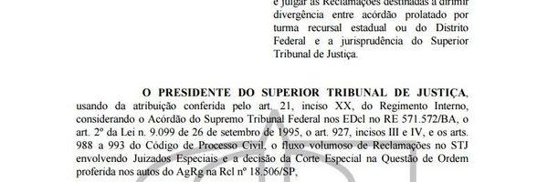Do recurso especial no sistema dos juizados especiais