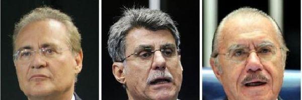 Fachin autoriza inquérito para investigar Renan, Jucá e Sarney na Lava Jato