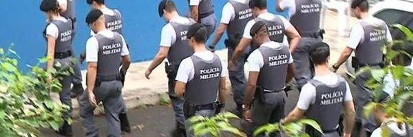 1.151 PM's do ES são processados pela Polícia Militar