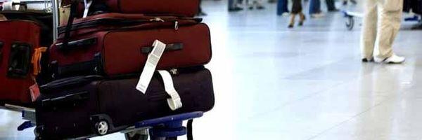 Companhias aéreas estão proibidas de cobrar a mais por despacho de bagagem