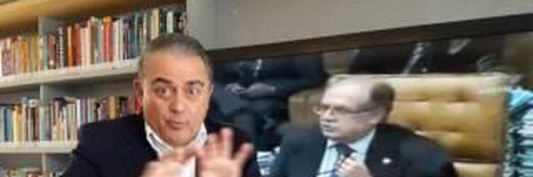 Gilmar quer anulação das delações vazadas... Blindagem.