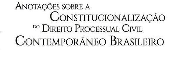 Sorteio. Livro: Anotações sobre a constitucionalização do Direito Processual Civil contemporâneo brasileiro. 1ª ed - Dia 11/05