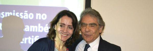 Emília participa de palestra sobre ética na administração pública