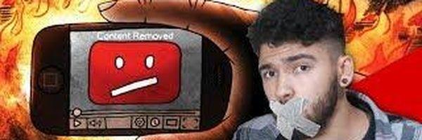 Youtube começa uma saga contra a liberdade de expressão