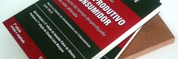 """Marcos Dessaune lança 2ª edição do livro com sua """"Teoria aprofundada do Desvio Produtivo do Consumidor"""""""
