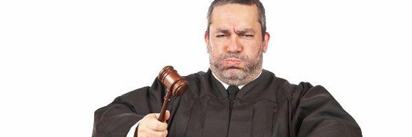 Juiz decreta a inépcia da inicial por conta da fonte utilizada na peça