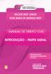 Manual de direito civil: introdução - parte geral - Ed. 2014