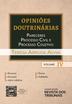 Opiniões Doutrinárias - Vol. IV - Ed. 2021