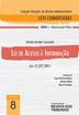 Lei de Acesso à Informação - Lei 12.527/2011 - Ed. 2020