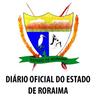 Diário Oficial do Estado de Roraima