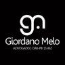 Giordano Melo, Advogado