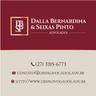 Paula Dalla Bernardina Folador Seixas Pinto, Advogado, Direito Penal em Espírito Santo (Estado)