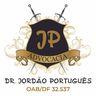 Jordão Português de Souza, Advogado