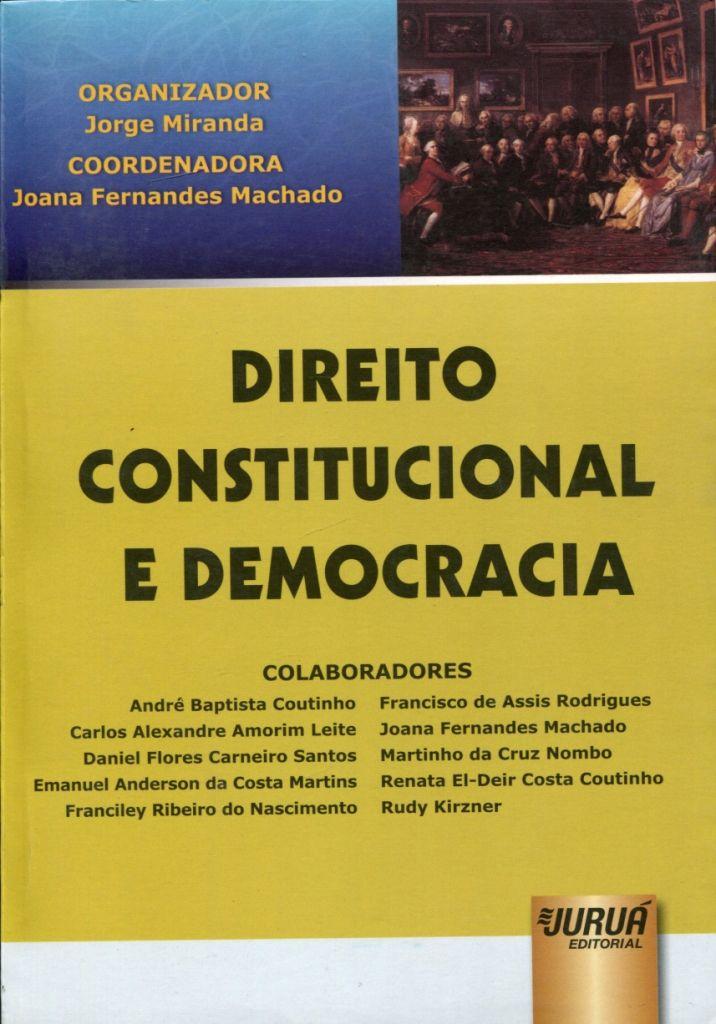 Direito Constitucional e Democracia
