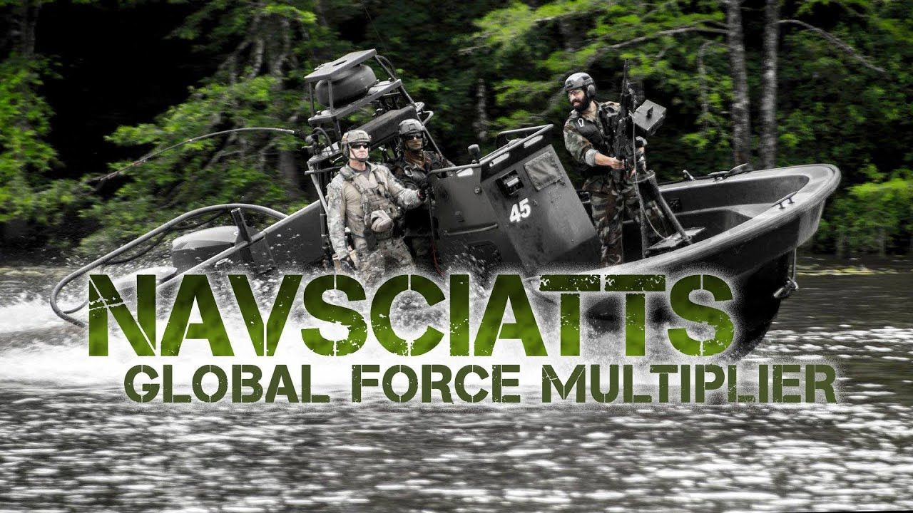 Naval Small Craft Instruction and Technical Training School (NAVSCIATTS)