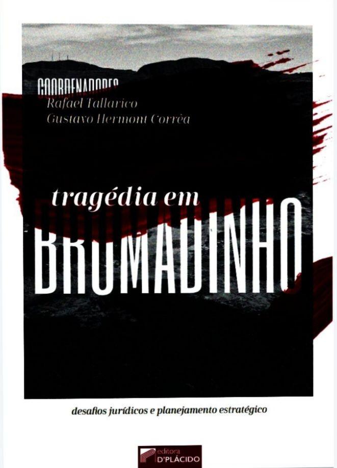 Tragédia em Brumadinho: Desafios jurídicos e planejamento estratégico - (Org.) Rafael Talarico e Gustavo Hermont - Coautor