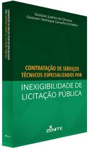 Contratação de Serviços Técnicos Especializados por Inexigibilidade de Licitação Pública