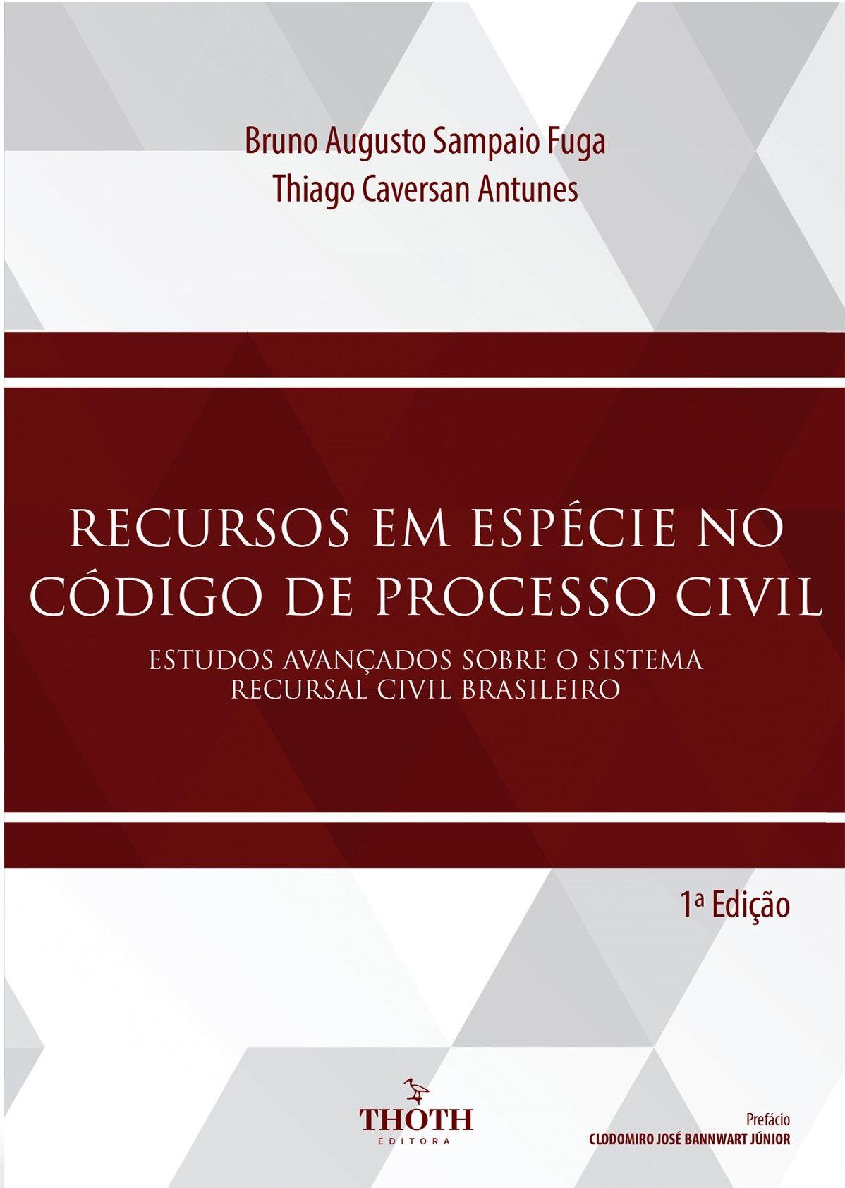 Recursos em Espécie no Código de Processo Civil