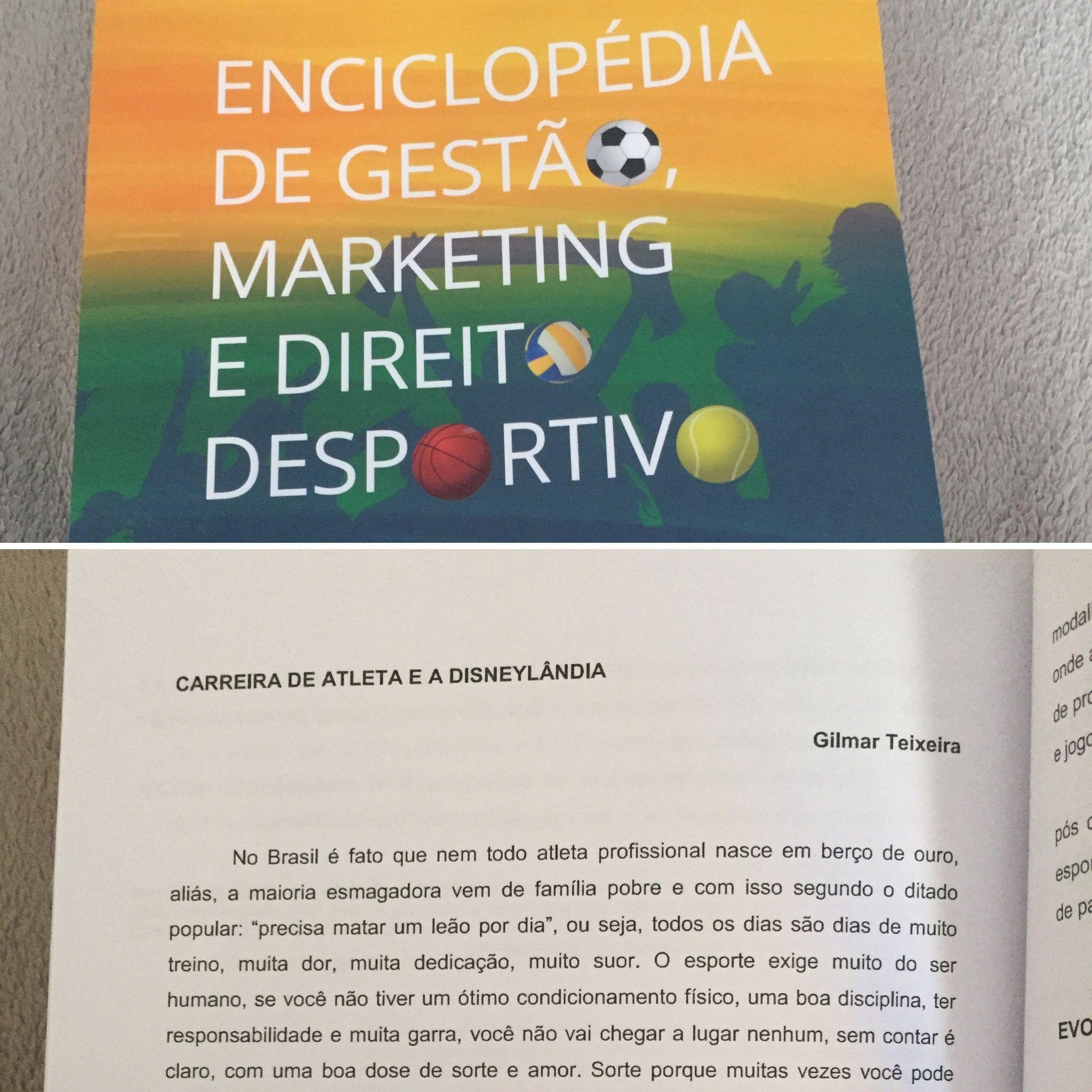 Enciclopédia de Gestão, Marketing e Direito Desportivo
