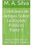 Coletânea de Artigos Sobre Licitações Públicas Parte 1