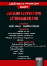 Derecho Cooperativo Latinoamericano - Prólogo de Hagen Henrÿ - Coleção Direito e Cooperativismo - Volume I