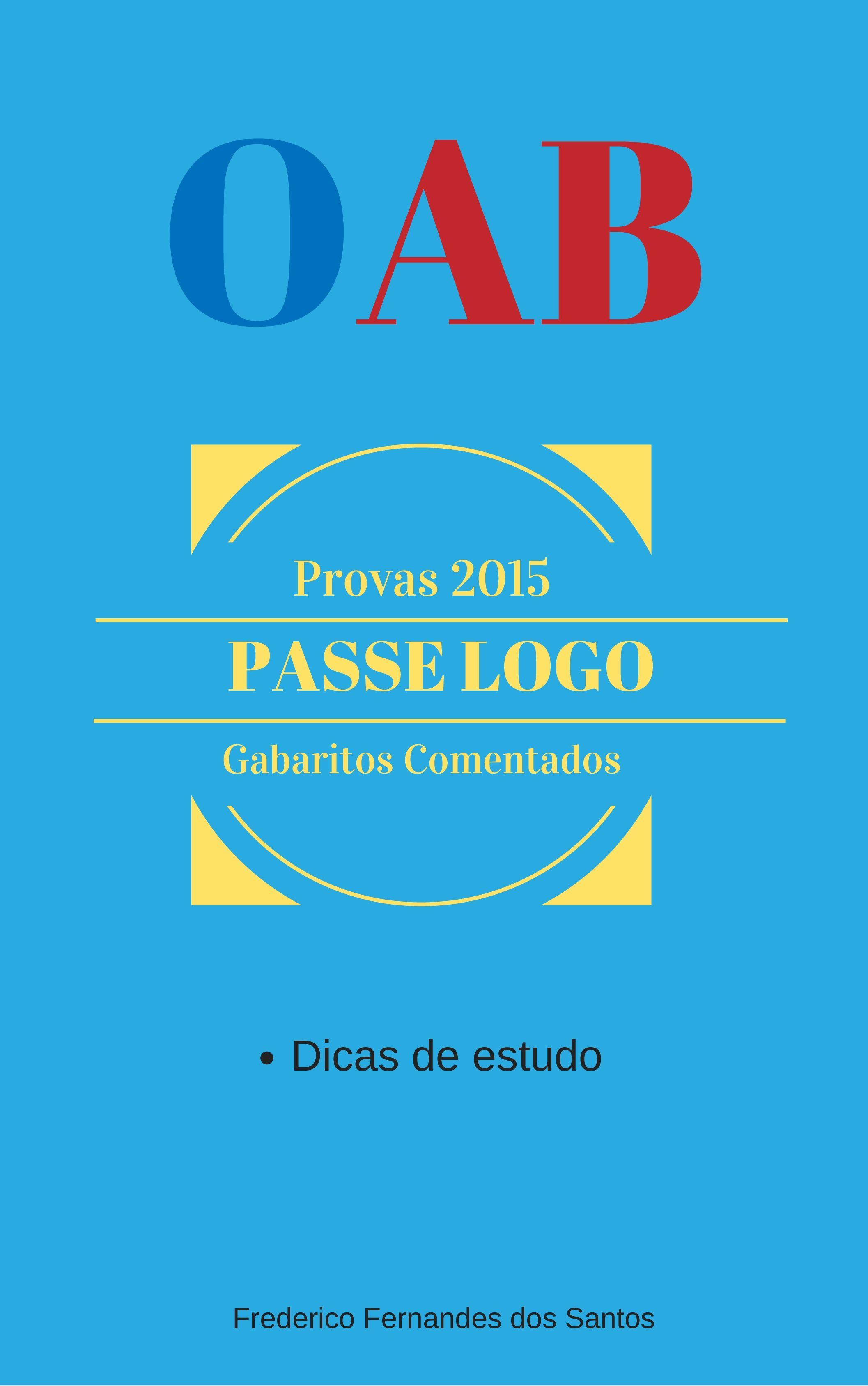 Passe Logo na OAB