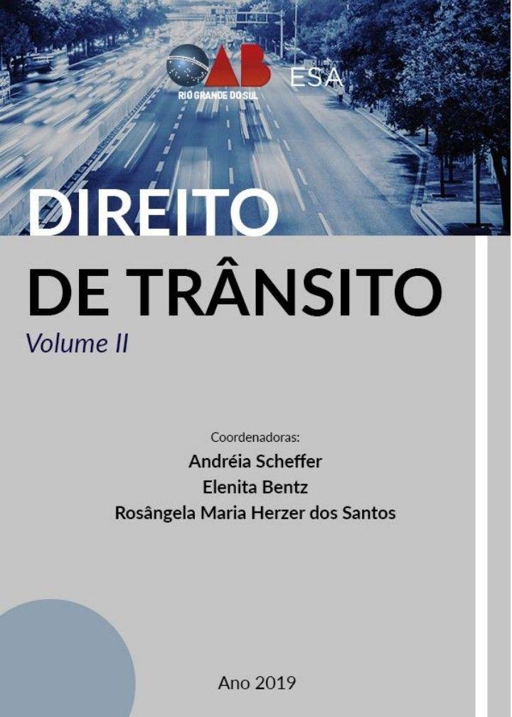 Direito de Trânsito Volume II