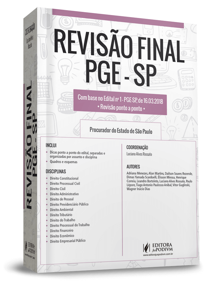 Revisão Final PGE - SP