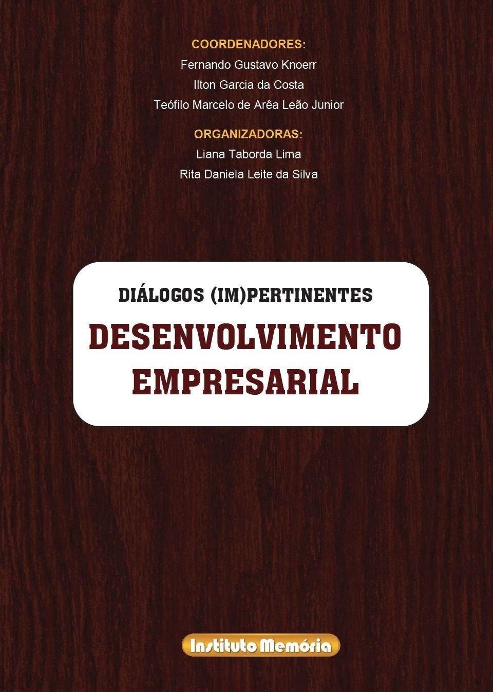Diálogos (Im)pertinentes - DESENVOLVIMENTO EMPRESARIAL