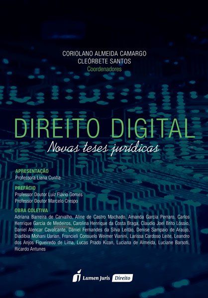DIREITO DIGITAL - NOVAS TESES JURIDICAS