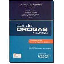 Lei de Drogas Comentada 6ªEd (livro impresso e digital)