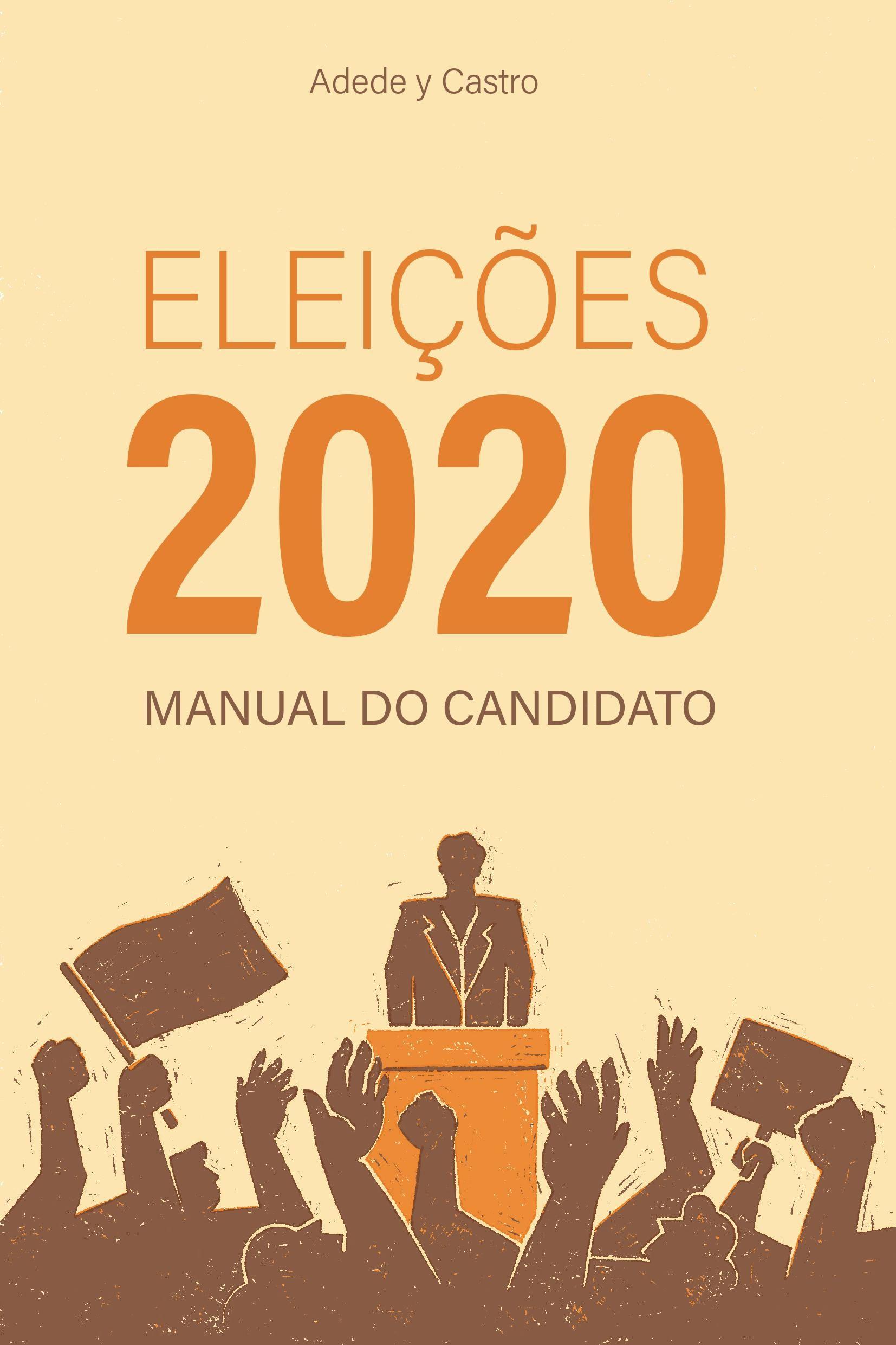 Eleições 2020 - Manual do Candidato