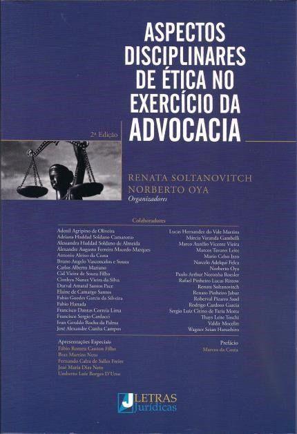 Aspectos Disciplinares de Ética no Exercício da Advocacia
