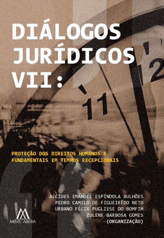 Diálogos Jurídicos VII: proteção de direitos humanos e fundamentais em tempos excepcionais
