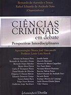 CIÊNCIAS CRIMINAIS EM DEBATE  PERSPECTIVAS INTERDISCIPLINARES