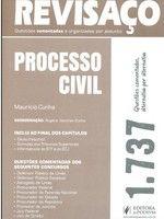 Processo Civil: 1.737 Questões Comentadas Alternativa por Alternativa - Coleção Revisaço