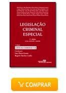 LEGISLAÇÃO CRIMINAL ESPECIAL – VOL.6 2ªED.Coleção Ciências Criminais