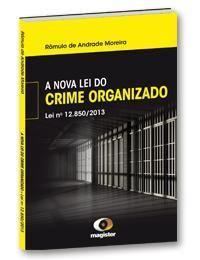 A Nova Lei Do Crime Organizado – Lei nº 12.850/2013