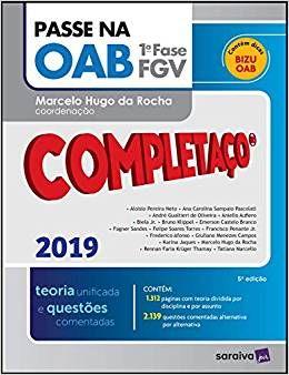 Passe na OAB : Completaço® : 1ª fase FGV : Teoria unificada