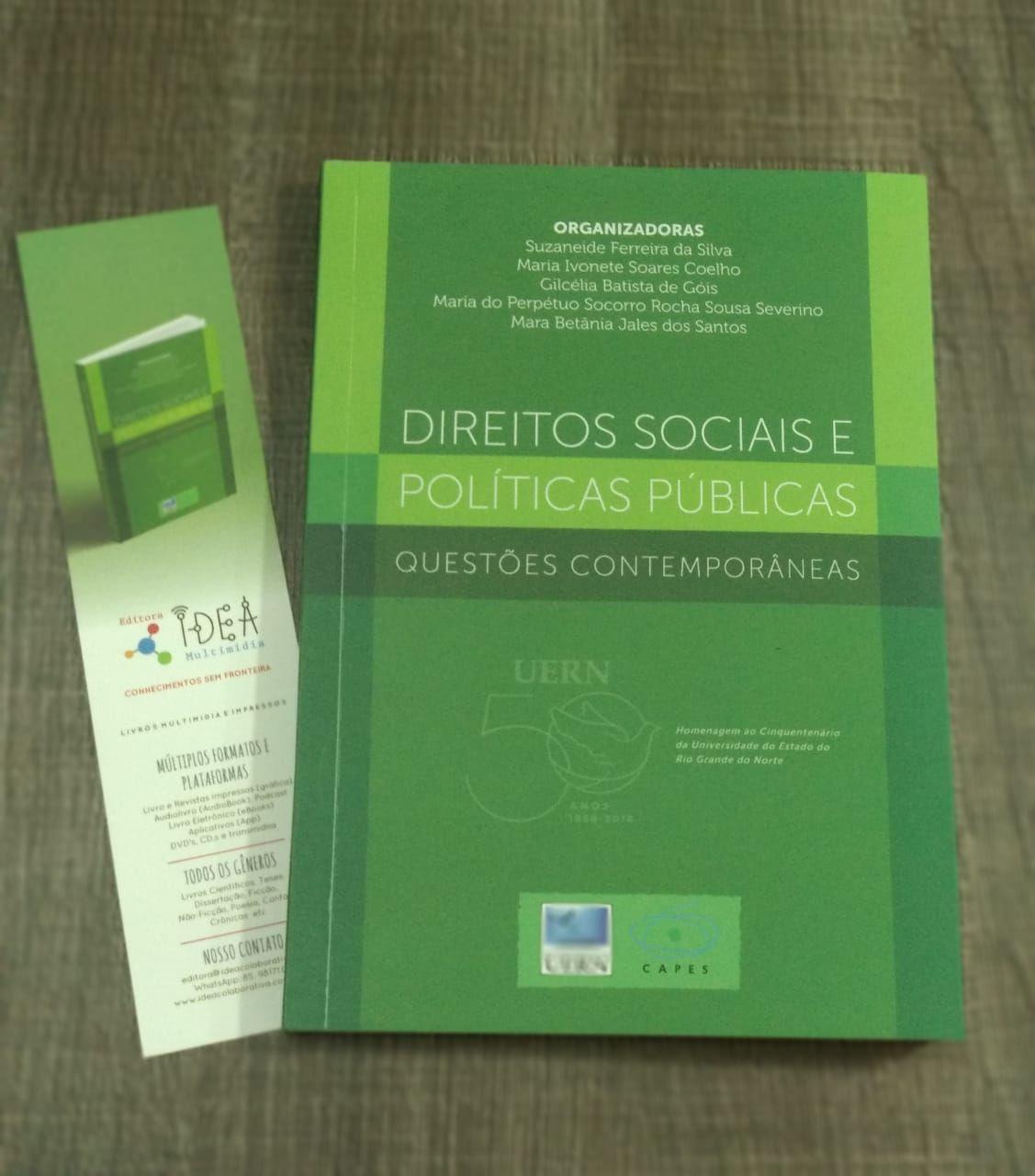 Direitos sociais e politicas publicas