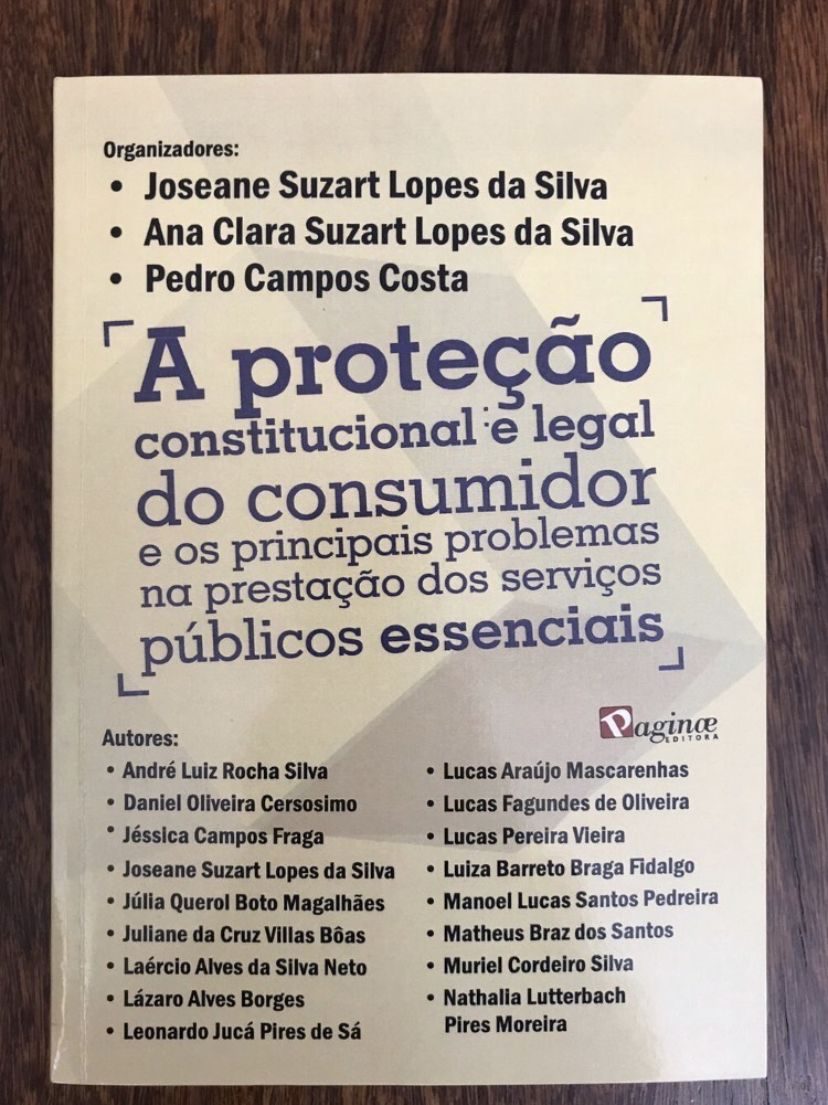 A proteção constitucional e legal do consumidor e os principais problemas na prestação de serviços públicos essenciais