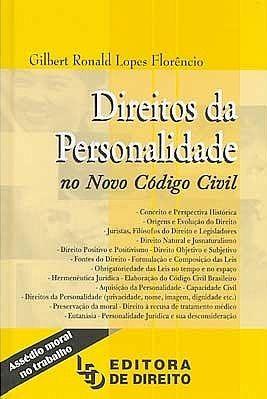 Direitos da Personalidade no Novo Código Civil