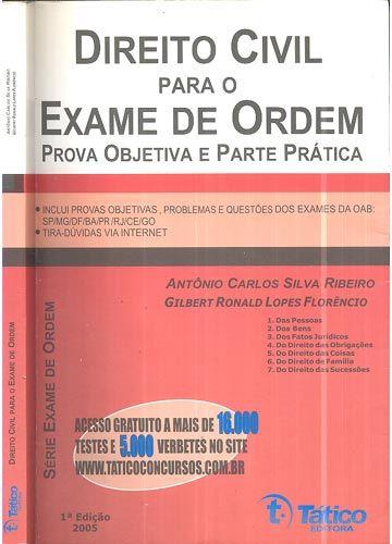 Direito Civil para o Exame de Ordem (desatualizado)