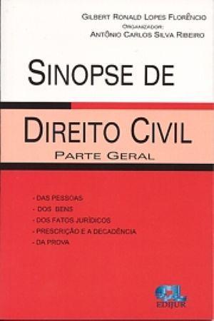 Sinopse de Direito Civil - parte geral (desatualizado)