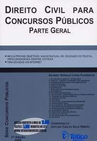 Direito Civil para Concursos Públicos (edição desatualizada)