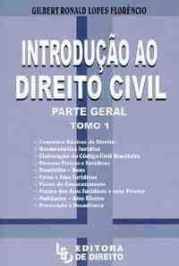 Introdução ao Direito Civil (edição desatualizada)